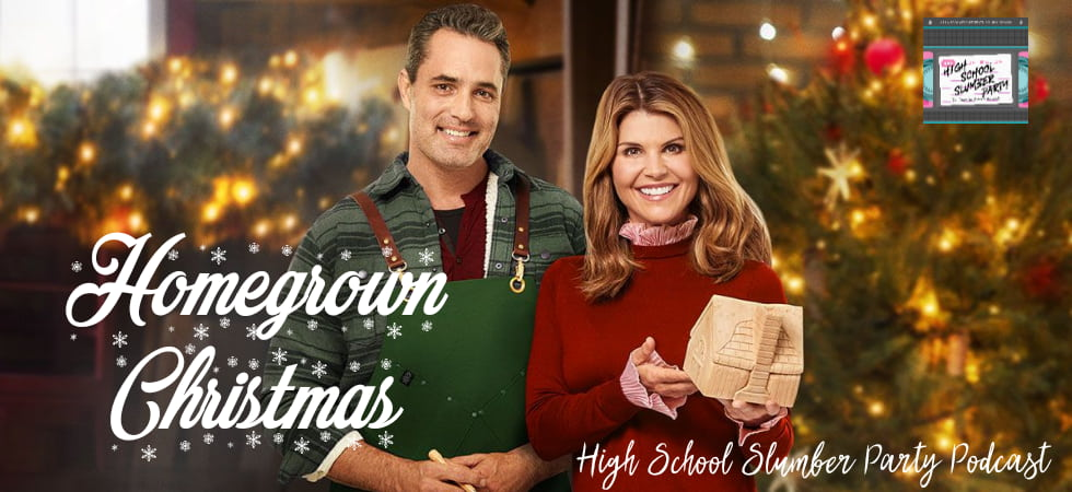 High School Slumber Party #084 – Homegrown Christmas (2018)
