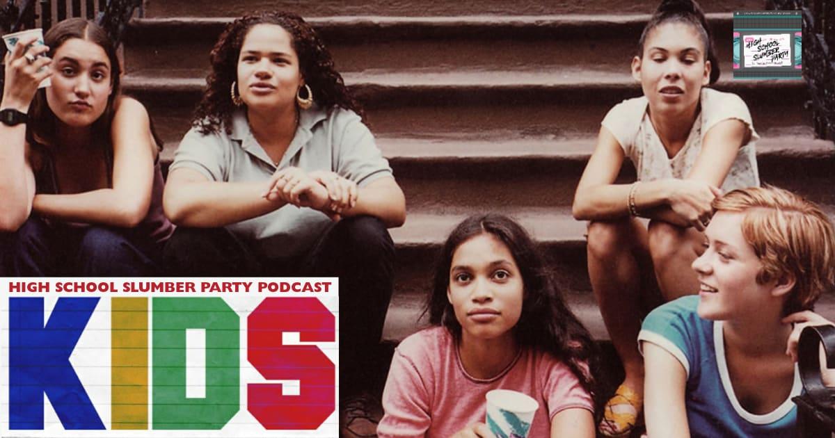 High School Slumber Party #142 – Kids (1995)