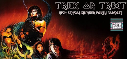 High School Slumber Party #158 – Trick or Treat (1986)