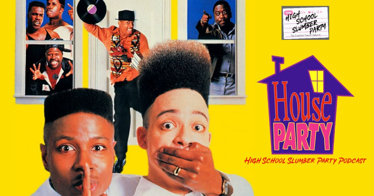 High School Slumber Party #198  –  House Party (1990)