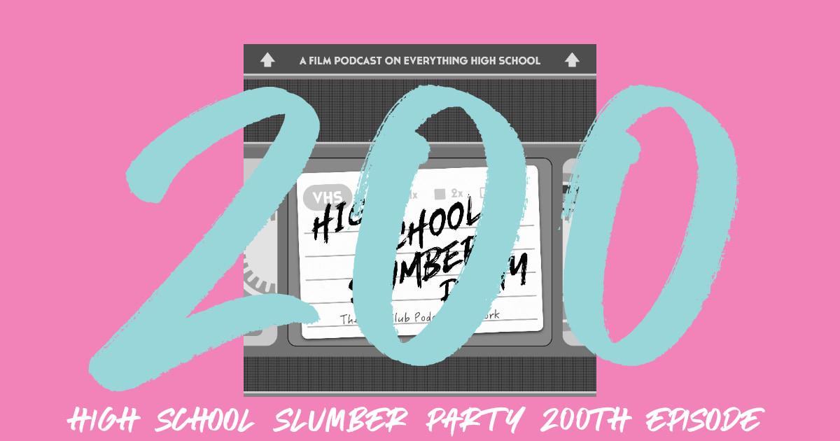 High School Slumber Party #200