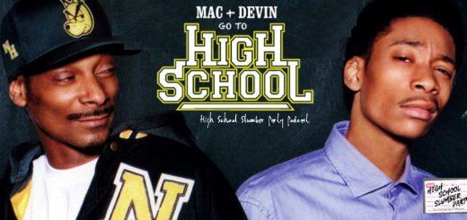 High School Slumber Party #201 – Mac & Devin Go to High School (2012)