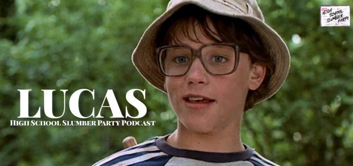 High School Slumber Party #208 – Lucas (1986)