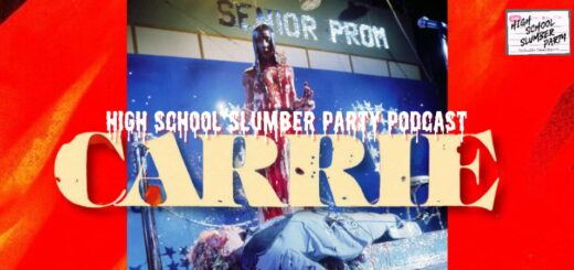 High School Slumber Party #218 – Carrie (1976)-01