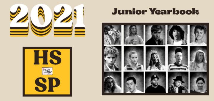 High School Slumber Party #222 – Junior Yearbook Special