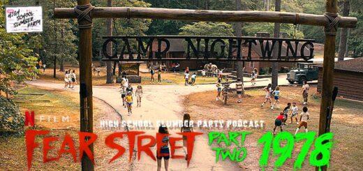 High School Slumber Party #225 – Fear Street Part 2: 1978 (2021)-01