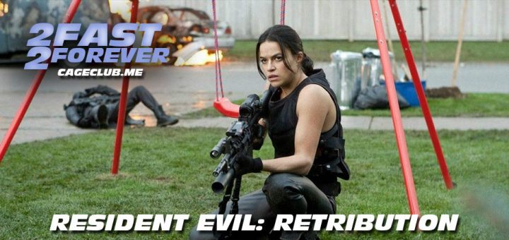 2 Fast 2 Forever #125 – Resident Evil: Retribution (2012)