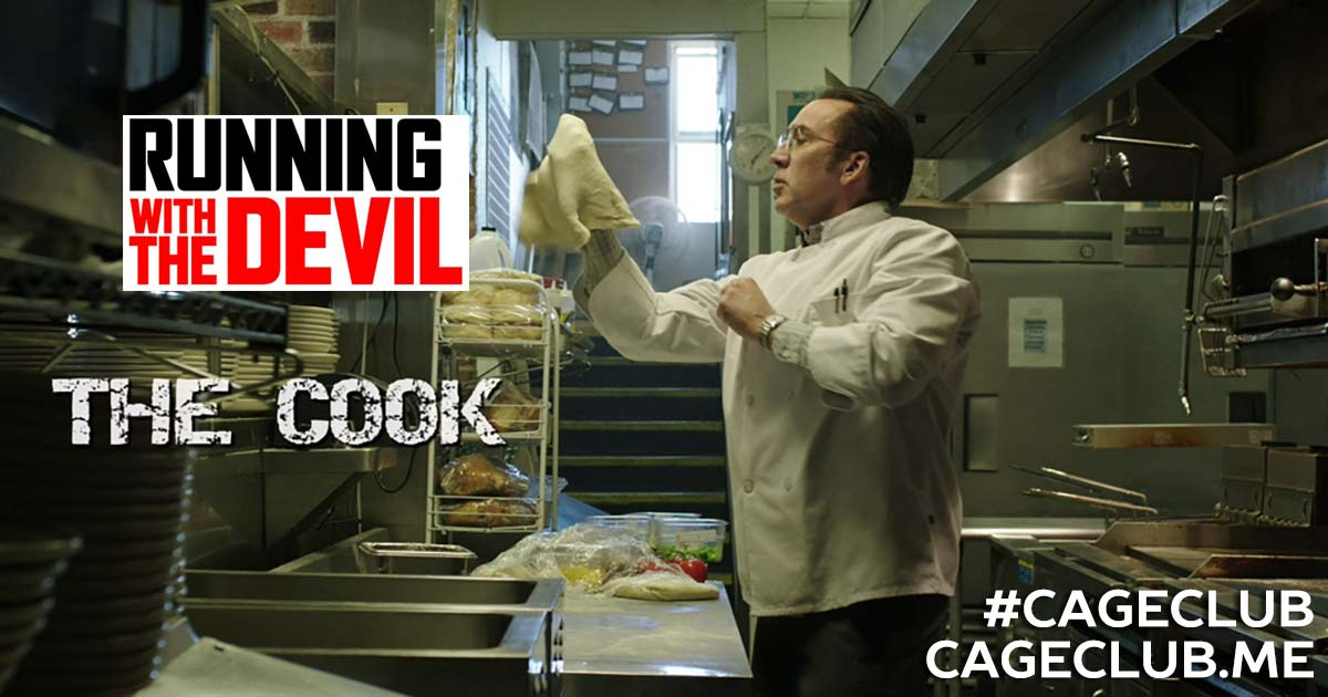 #CageClub #100 – Running with the Devil (2019)