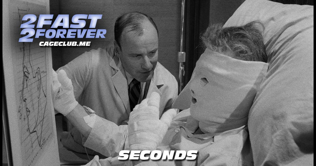 2 Fast 2 Forever #149 – Seconds (1966)