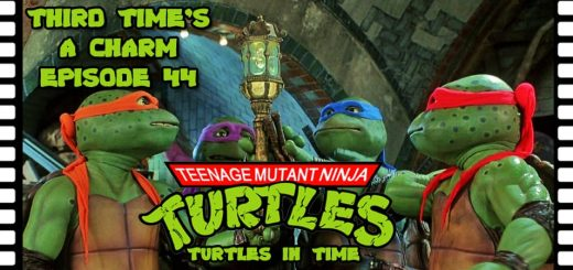 Third Time's A Charm #044 – Teenage Mutant Ninja Turtles 3 (1993)