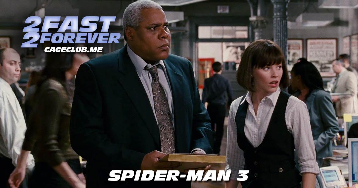 2 Fast 2 Forever #147 – Spider-Man 3 (2007)