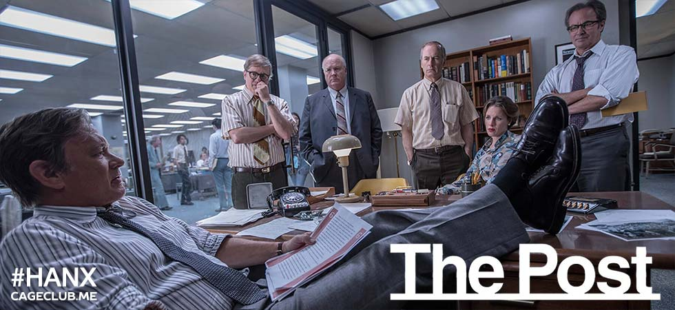 #HANX for the Memories #055 – The Post (2017)