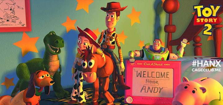 #HANX for the Memories #030 – Toy Story 2 (1999)