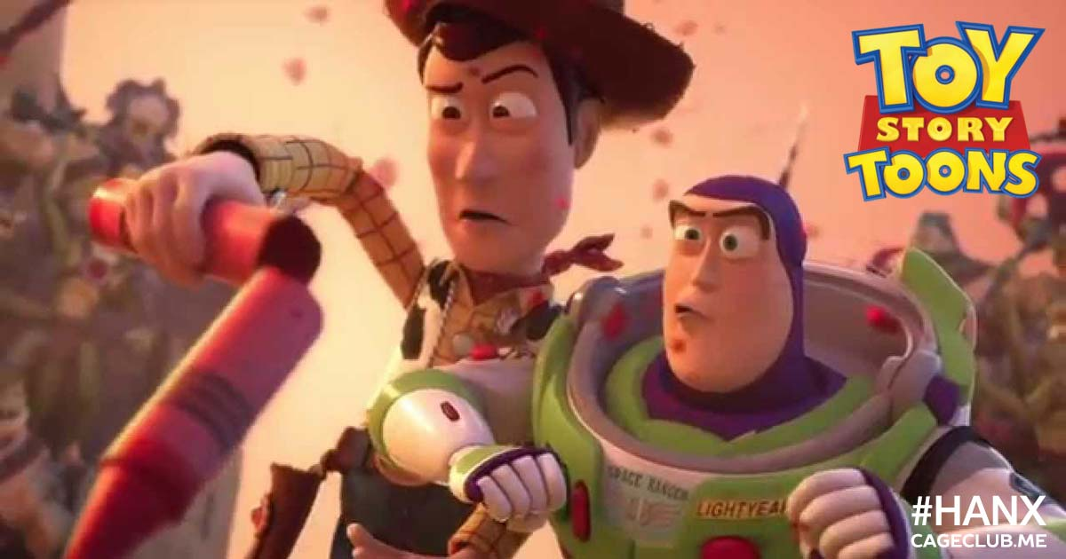 #HANX for the Memories #043 – Toy Story Toons and TV Specials