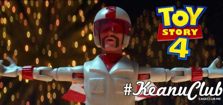 #KeanuClub #081 – Toy Story 4 (2019)