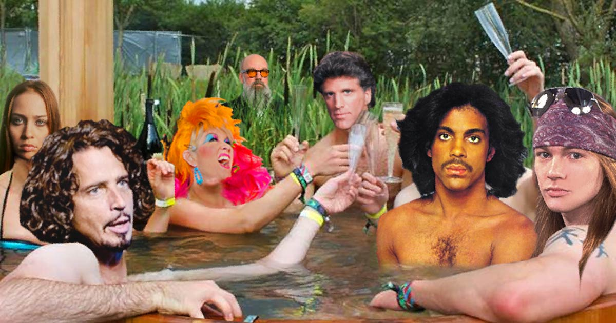 Tub Talk: Best Songs of the 1980s and 1990s