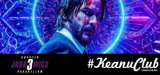 #KeanuClub #080 – John Wick: Chapter 3 - Parabellum (2019)