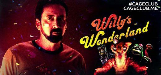 #CageClub #108 – Willy's Wonderland 2021)