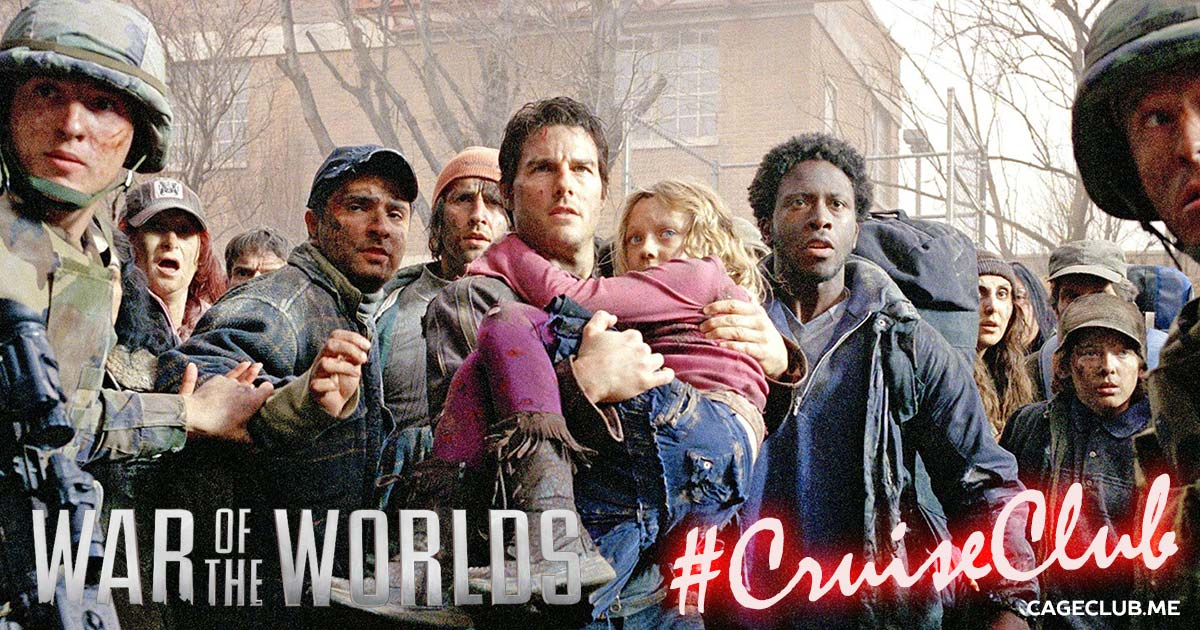 #CruiseClub #027 – War of the Worlds (2005)